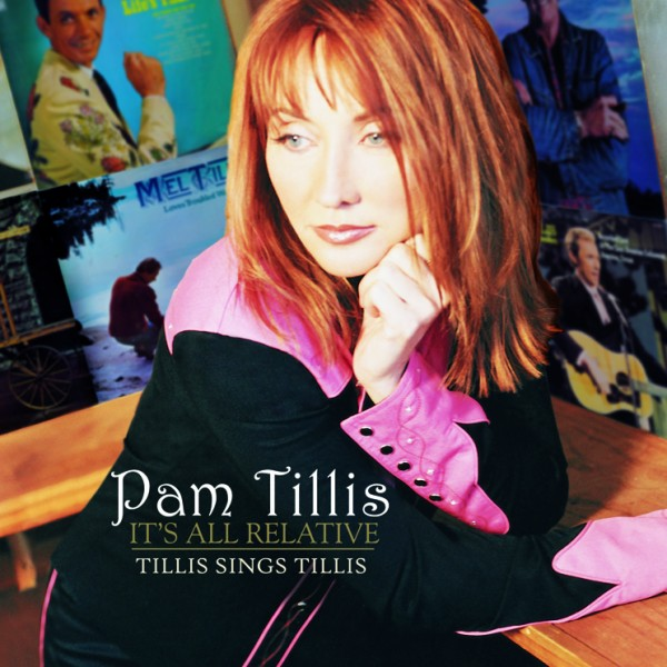 Pam Tillis Its All Relative Album Cover