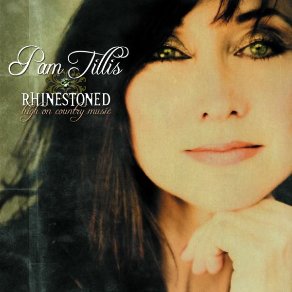 Pam Tillis Rhinstoned AlbumCover